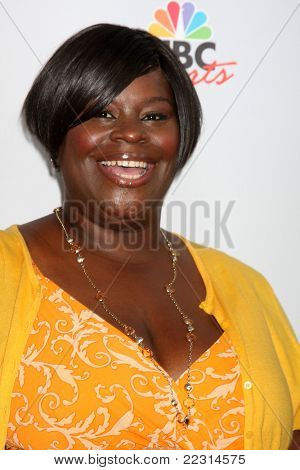 LOS ANGELES - AUG 1:  Retta Sirleaf arriving at the NBC TCA Summer 2011 All Star Party at SLS Hotel on August 1, 2011 in Los Angeles, CA