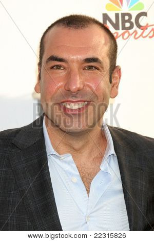 LOS ANGELES - AUG 1:  Rick Hoffman arriving at the NBC TCA Summer 2011 All Star Party at SLS Hotel on August 1, 2011 in Los Angeles, CA
