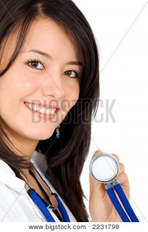 Female Friendly Doctor