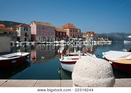 Safe harbor, Croatia