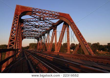 Zug Stützbock