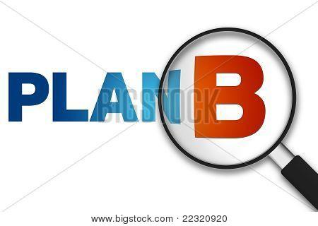 Magnifying Glass - Plan B