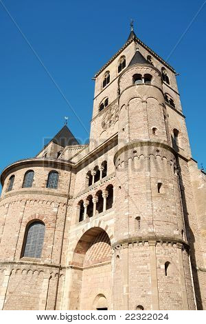 Trier Cathedral Or Dom St. Peter