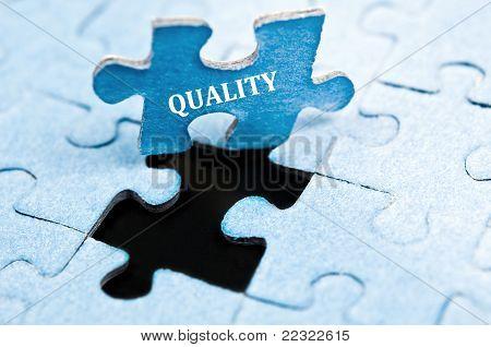 Quality Puzzle