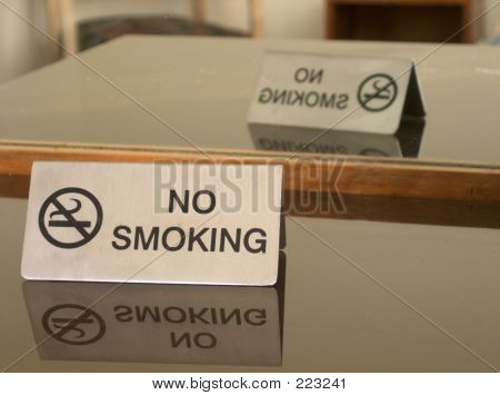 Please No Smoking!