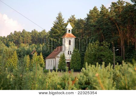 Church on the glade