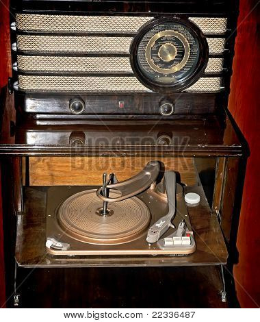 Radio And Gramophone