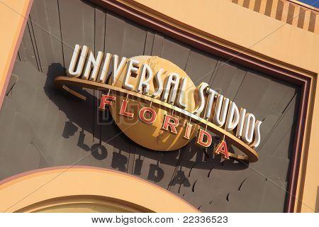 Universal Studios en Orlando, Florida