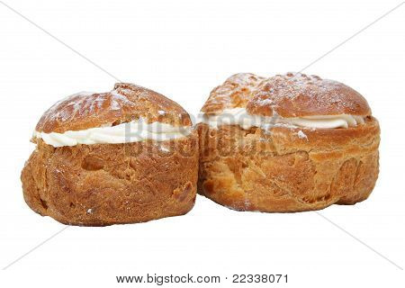 Two Profiteroles