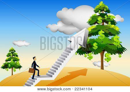 Schritte zum Erfolg