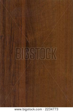 Textura de madera Hq (nogal Noche Ehkko) close-up a fondo