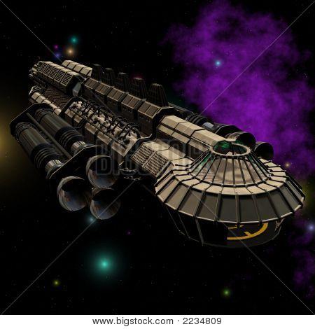 Spaceship #01