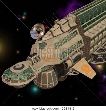 Spaceship #07