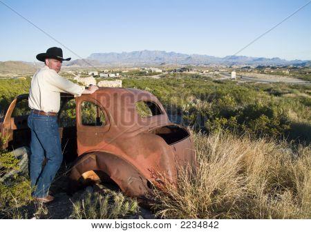 Long Abandoned Vehicle