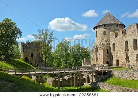 Cesis Castle