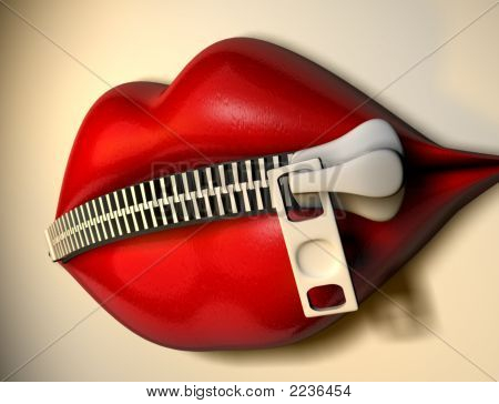 Stummen Lippen 1