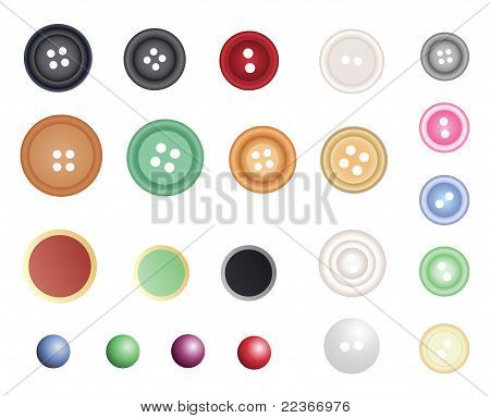 Many Different Buttons, Vector