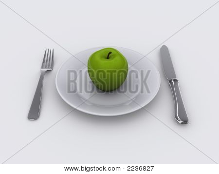 Prato dieta