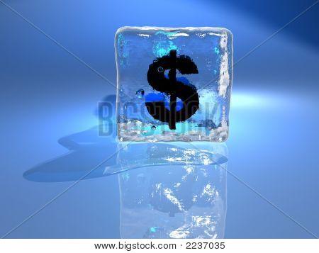 Iced Dollar