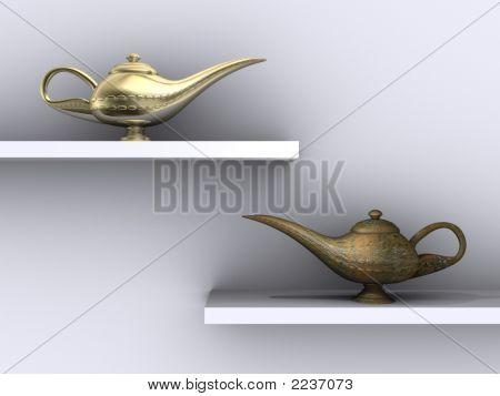 Aladdin Lamp 6
