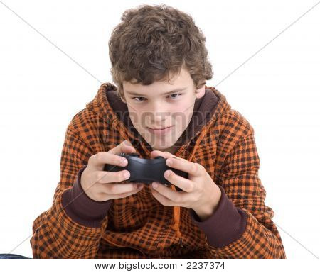 Video Game Lad