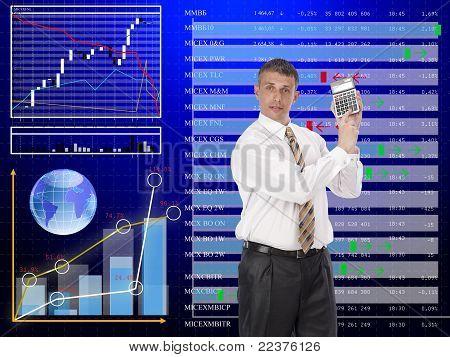 Financial stock