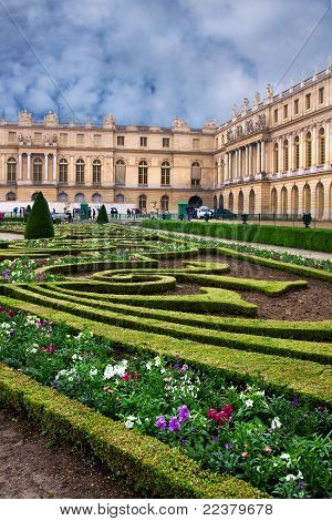 Palace De Versailles In France,  Paris