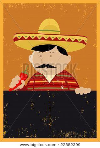 Mexican Chef Cook Menu