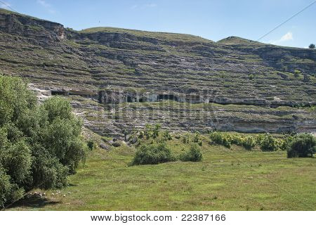 old limestone mines