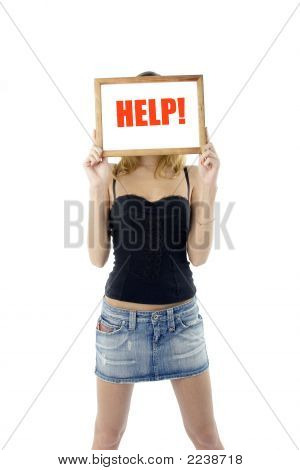 Hilfe Banner