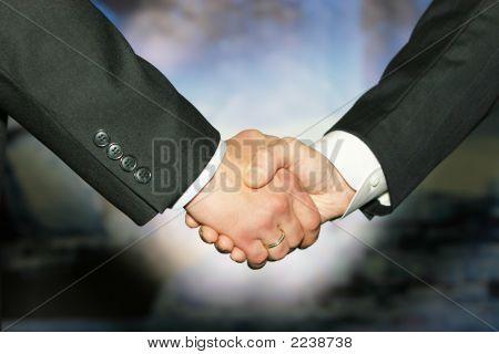 Mejor apretón de manos