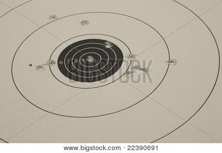 Bullseye In Target