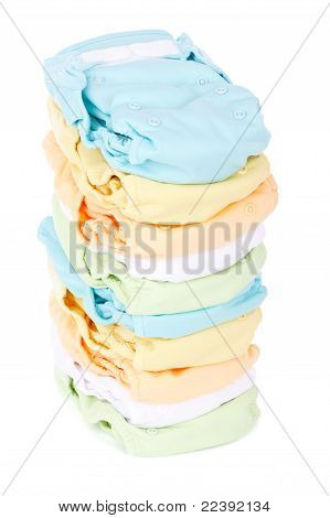 Stack Of Nappies