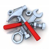 pic of rework  - Tools symbol repair  - JPG