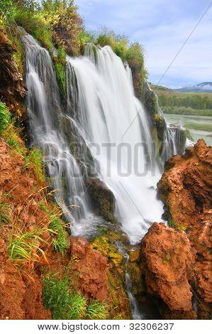 Fall Creek Falls Idaho
