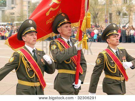 May 9 - Military Parade