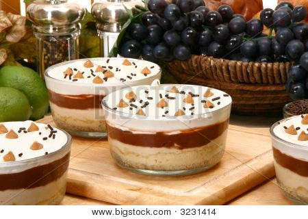 Peanut Butter Pudding