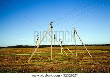 electric columns