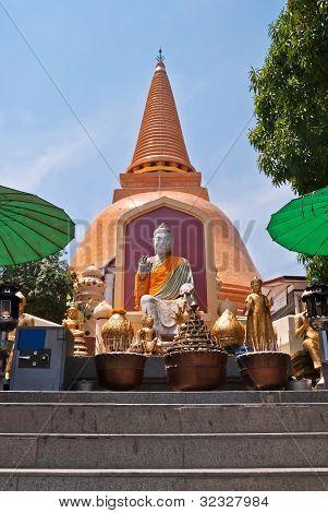 Phra Pathom Chedi,