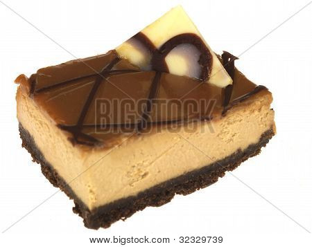 Caramel and Toffee Slice