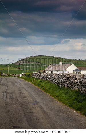 Burren cottage