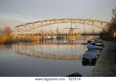 Steam Train Bridge