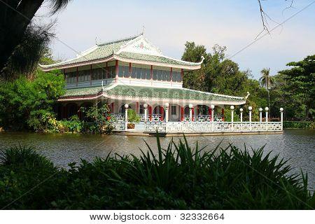 Chinese architechture