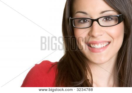 Glasses Woman