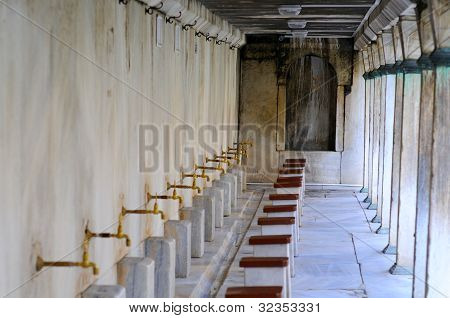 Ablution Taps