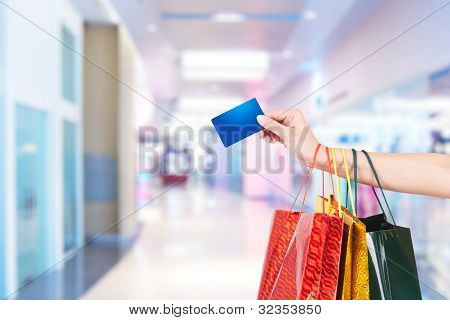 Passing Credit Card