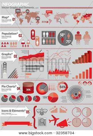 Infografiken-Satz