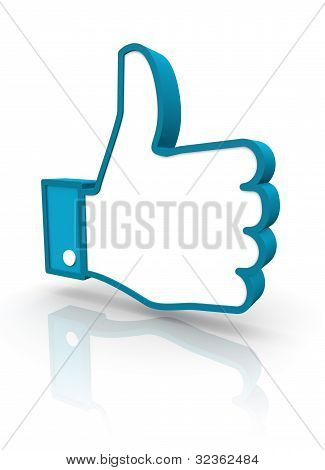 Social Thumbs Up