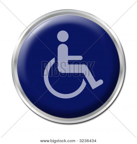Button For Disabled