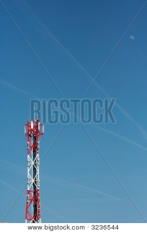 Antenna For Mobile Network